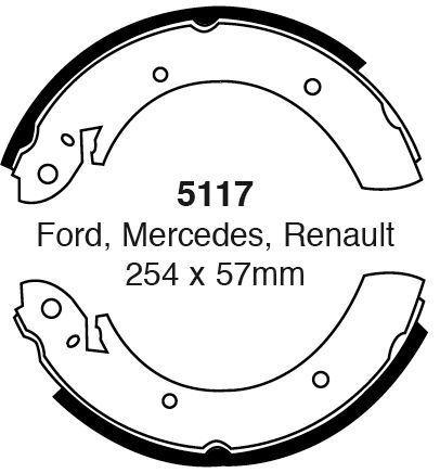 EBC-Brake-shoes-5117-Ford-Consul-Granada-172955356564