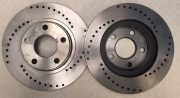 AUDI-A4-B5-B6-Cross-Drilled-Front-Brake-Discs-280mm-diameter-172167444176