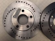 AUDI-A4-B5-B6-Cross-Drilled-Front-Brake-Discs-280mm-diameter-172167444176-2