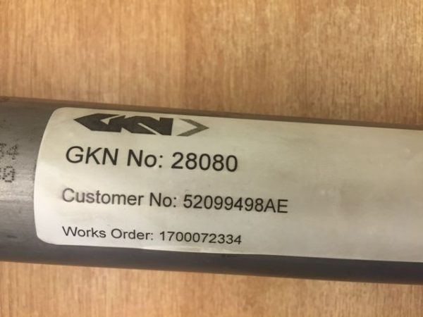 Chrysler-Jeep-Grand-Cherokee-Propshaft-52099498AE-OEM-GKN-Brand-New-182211968797-4